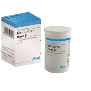 Heel Mercurius-Heel S 50 comprimidos