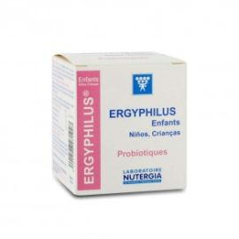 Nutergia Ergyphilus Niños caja de 14 Sobres
