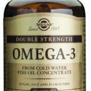 Solgar Omega-3 60 caps.