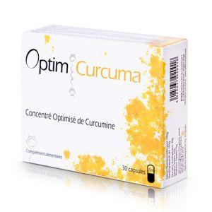 Optim Curcuma 45 Cápsulas
