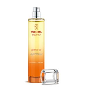 Weleda perfume jardín de vie agrume 50ml