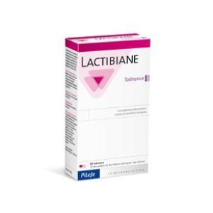 Pileje Lactibiane Tolerance 30 capsulas