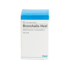 Heel Bronchalis-Heel 50 comprimidos
