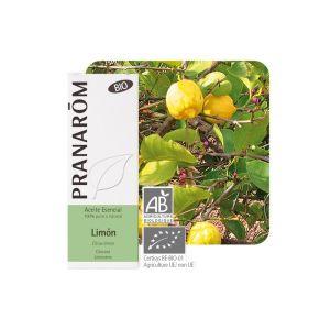 Pranarom Aceite Esencial Limon Bio 10ml.