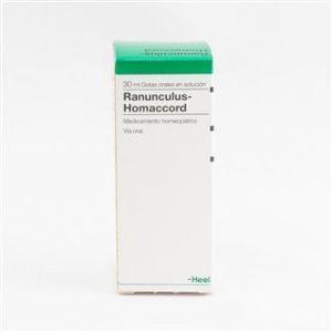 Ranunculus-Homaccord 30 ml gotas Heel