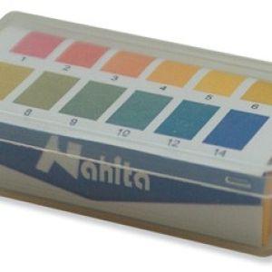 Tiras papel pH Universal Labor Nahita  200unidades