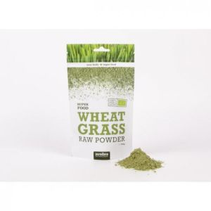 PuraSana Hierbas de Trigo en Polvo Bio Food 200 g Ecoplaza