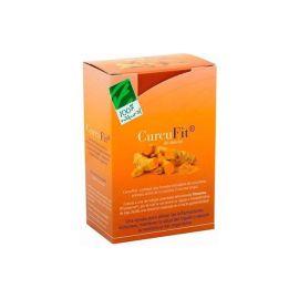 Cien por Cien Natural CurcuFit 60 cápsulas vegetales