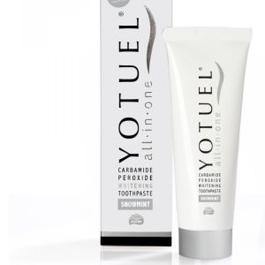 Biocosmetics Yotuel all in one snowmint blanqueador dentifric 75ml