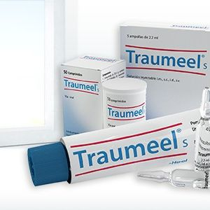 Traumeel S 100 ampollas 2,2 ml
