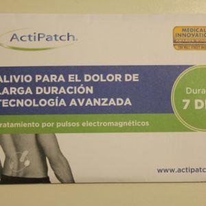 ActiPatch 7 días (Tratamiento por pulsos electromagnéticos)