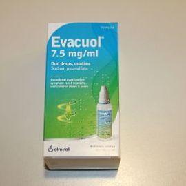 Evacuol (7.5 mg/ml gotas orales solucion 30 ml)