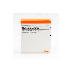 Heel Ovarium Compositum 100 ampollas 2,2 ml