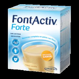 FontActiv forte sabor vainilla 30 g 14 sobres