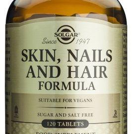 Solgar skin, nails and hair 60 tabletas