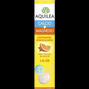 Aquilea calcio+magnesio 14 comprimidos efervescentes