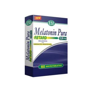 Esi melatonin Pura Retard Microtab 1.90 mg 12 microtab