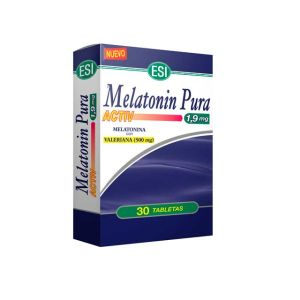 Esi melatonin activ 1.9 mg 30 tabletas