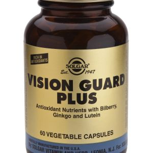 Solgar vision guard plus 60 caps.
