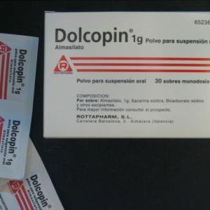 Dolcopin 1 g (1 g 30 sobres polvo)