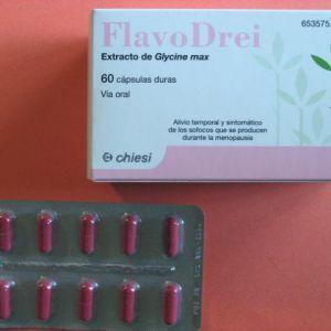 Flavodrei (100 mg 60 capsulas)