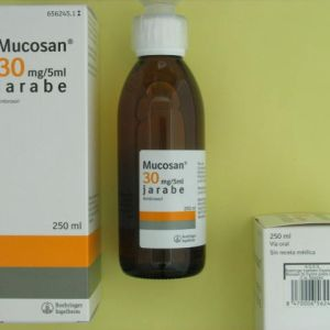 Mucosan (30 mg/5 ml jarabe 250 ml)