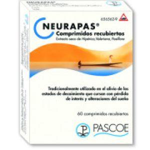 Neurapas (60 comprimidos recubiertos)