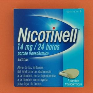 Nicotinell (14 mg/24 h 7 parches transdermicos 35 mg)