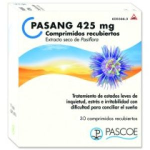 Pasang (425 mg 30 comprimidos recubiertos)