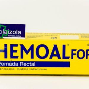 Hemoal forte (pomada rectal 30 g)