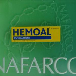 Hemoal (pomada rectal 30 g)