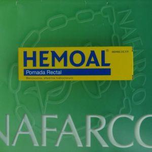 Hemoal (pomada rectal 50 g)