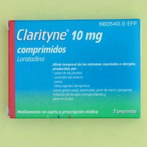 Clarityne (10 mg 7 comprimidos)