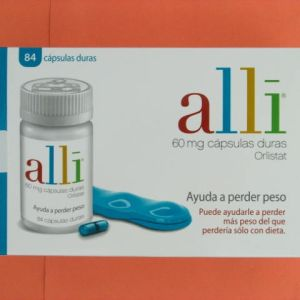 Alli (60 mg 84 capsulas)