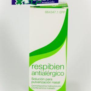 Respibien antialergico (nebulizador nasal 15 ml)