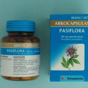 Arkocápsulas pasiflora (300 mg 84 cápsulas)