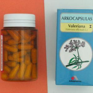 Arkocápsulas valeriana (350 mg 50 cápsulas)