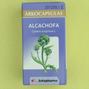 Arkocápsulas alcachofa (150 mg 50 cápsulas)