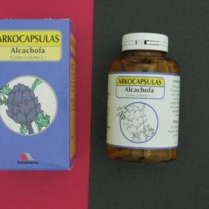 Arkocápsulas alcachofa (150 mg 200 cápsulas)