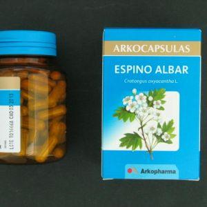 Arkocápsulas espino albar (350 mg 84 cápsulas)