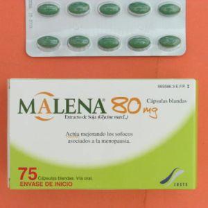 Malena (80 mg 75 capsulas)