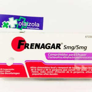 Frenagar (20 comprimidos para chupar)