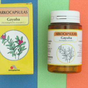 Arkocápsulas gayuba (350 mg 48 cápsulas)