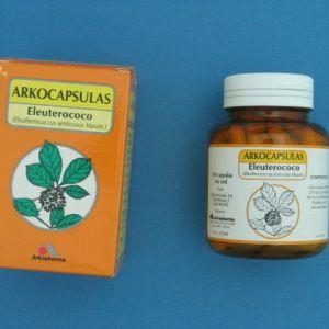Arkocápsulas eleuterococo (250 mg 84 cápsulas)