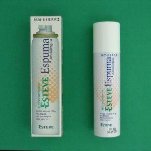 Calmiox (0.5% aerosol topico espuma 50 g)