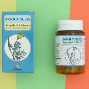 Arkocapsulas amapola de california (240 mg 50 cápsulas)
