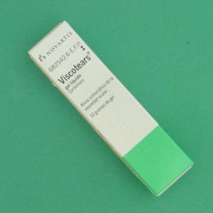 Viscotears (0.2% gel oftalmico 10 g)