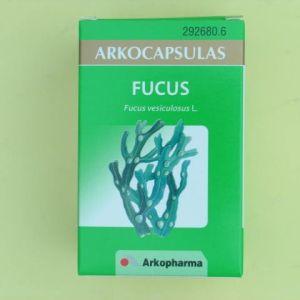 Arkocápsulas fucus (100 mg 100 cápsulas)