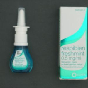 Respibien freshmint (0.05% nebulizador nasal 15 ml)