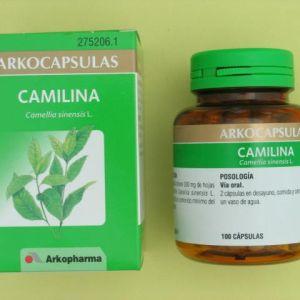 Arkocápsulas camilina (300 mg 100 cápsulas)